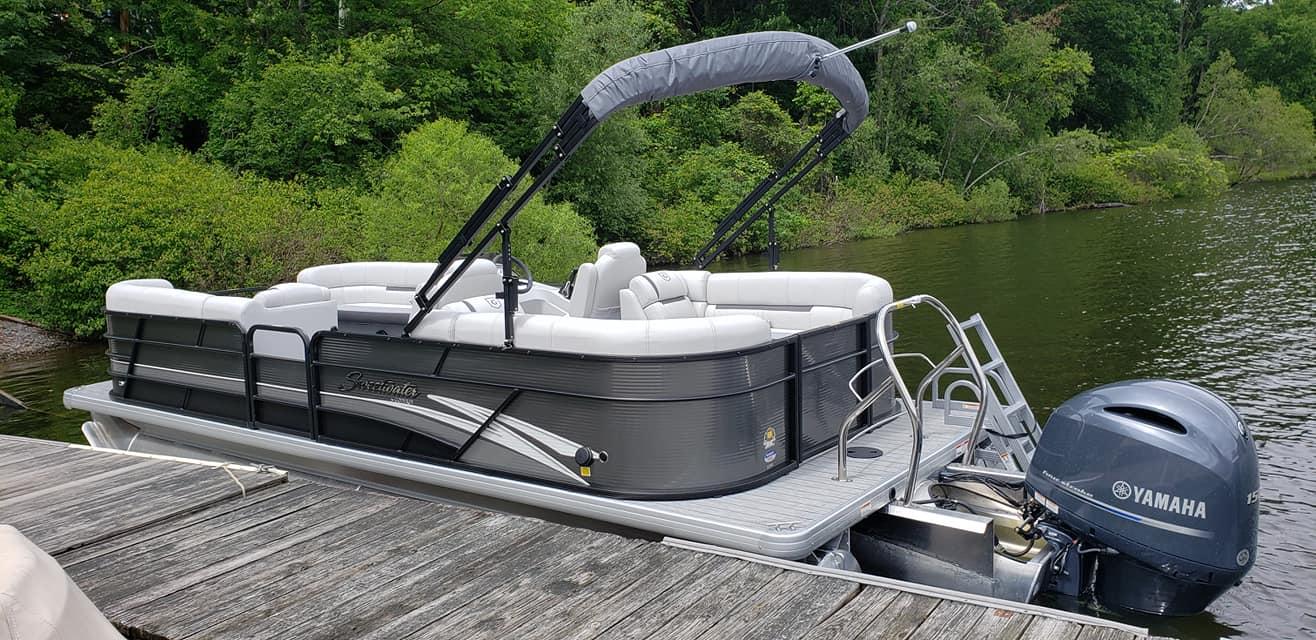 Pontoon Boats Hawley Pa Pontoon Boats Paupack Pa